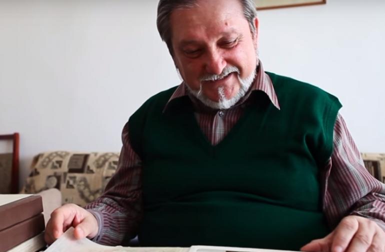 Povestea lui Tiberiu Augustin Vulea