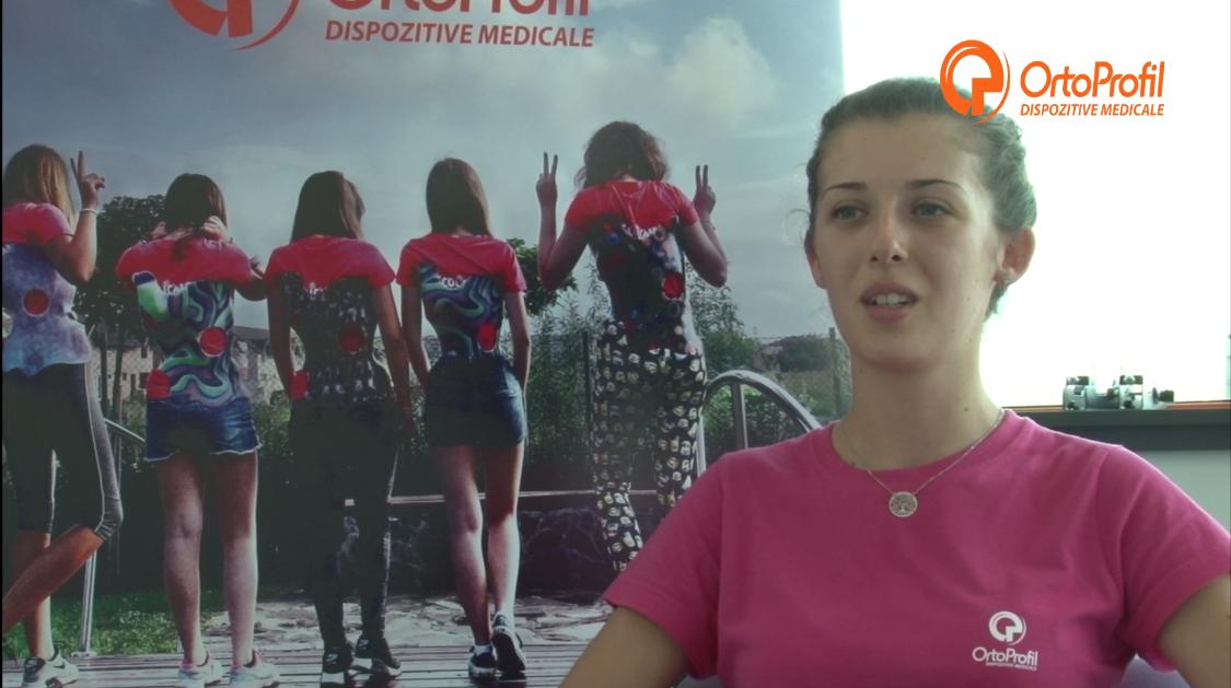 Interviu  Fülöp Beata – Fizioterapeut