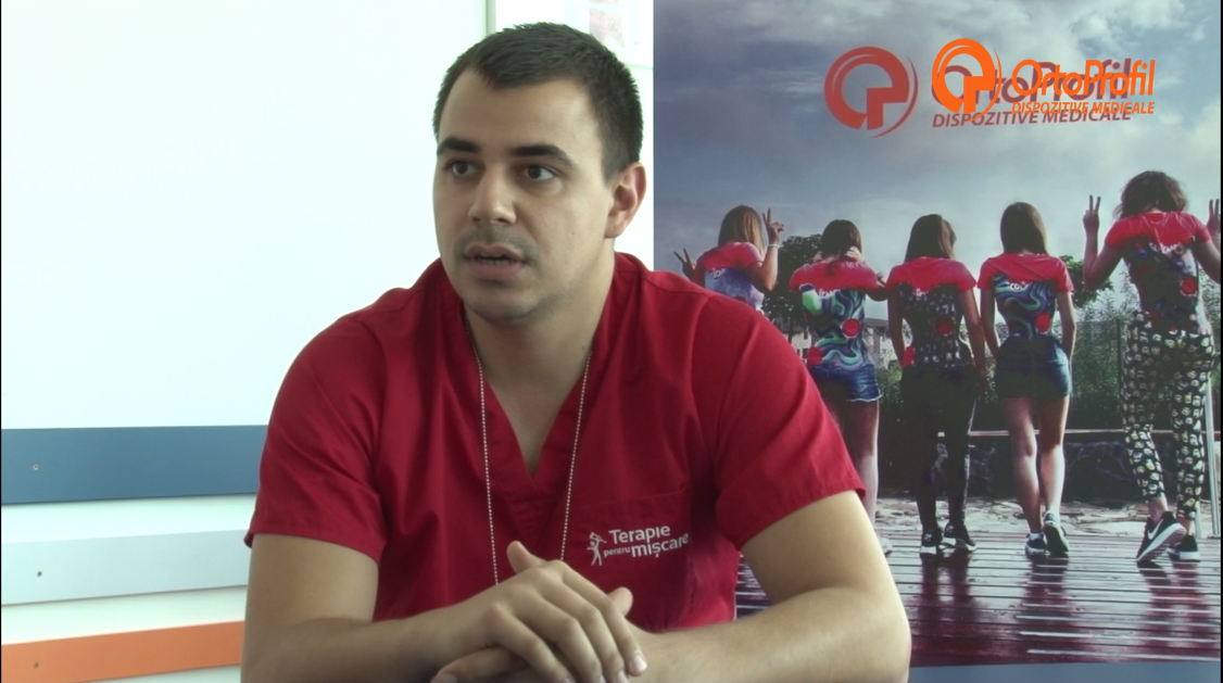 Interviu  Bogdan Goga- Asistent universitar drd. Fizioterapeut