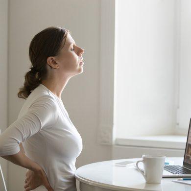 Cum poți combate durerea lombară?