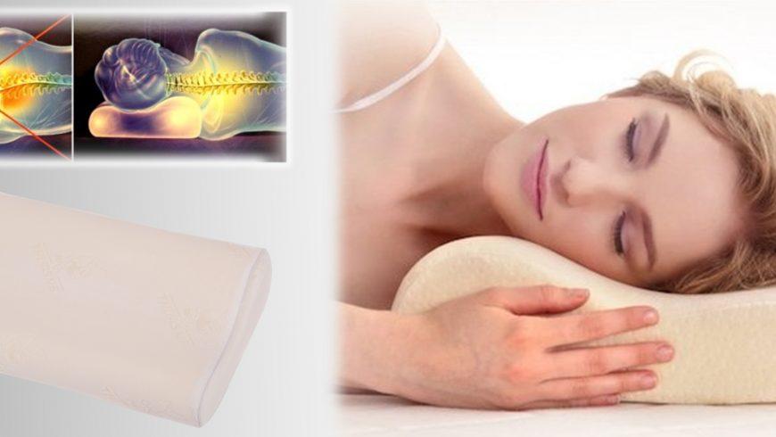 Încercați perna anatomică Thuasne pentru un somn liniștit și relaxant