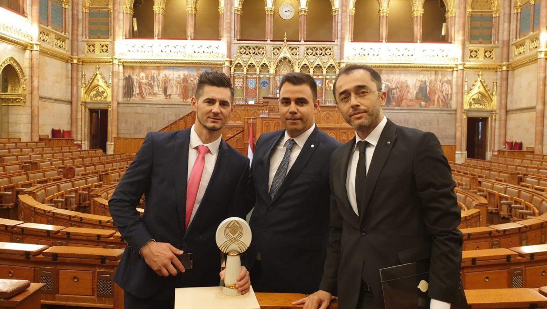 Tabăra ScoliCamp România, distinsă cu emblema excelenței în Ungaria